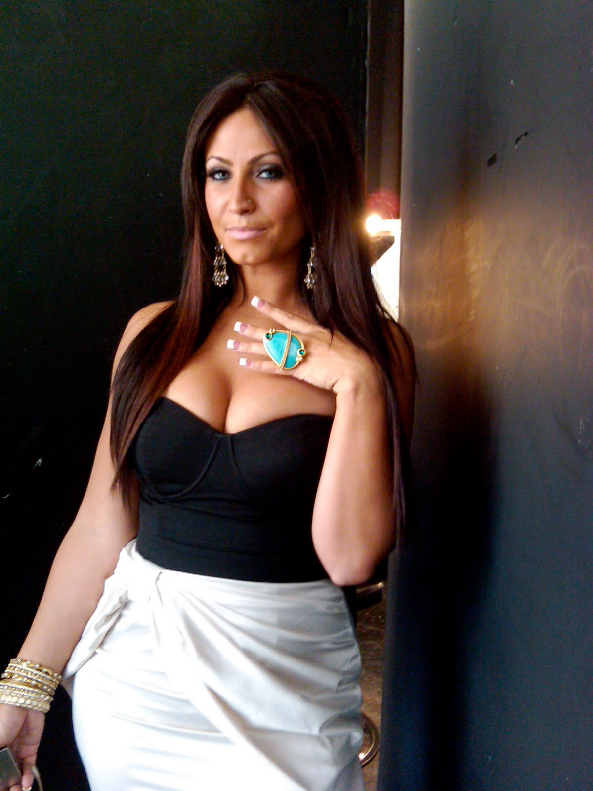 Mzlababay: You Don't Have To Cry: Tracy DiMarco Your Too