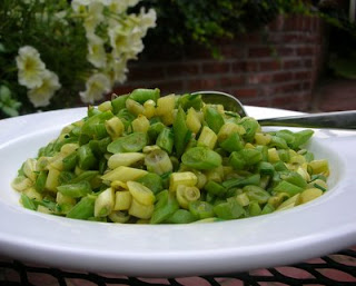 A summer love affair with ... green beans