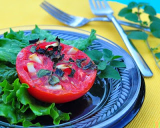 Broiled Tomatoes with Oregano
