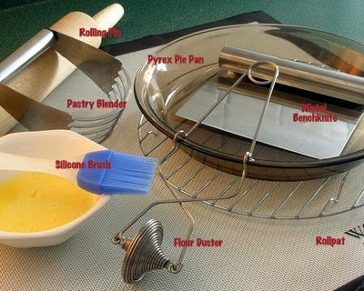 pie crust equipment