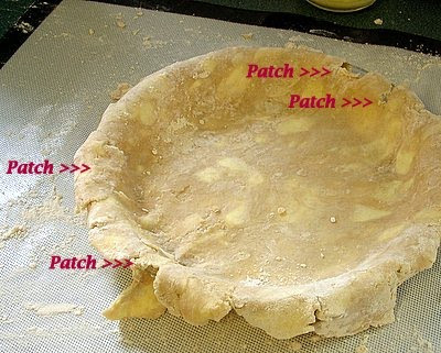 patch the crust