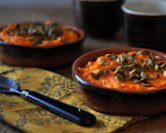 November - Savory Sweet Potato Casserole
