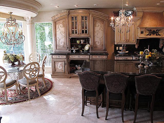 My Dream Kitchen Fashionandstylepolice: Purple Chocolat Home