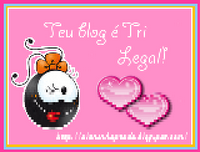 selo teu blog é tri legal