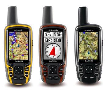 Conversations@Intersections: GPS Phenomenon & New Garmin GPS 62