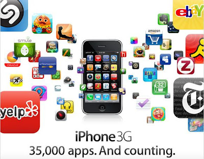 iPhone3G Apps