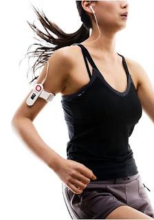 Samsung YP – U5AB fitness mode
