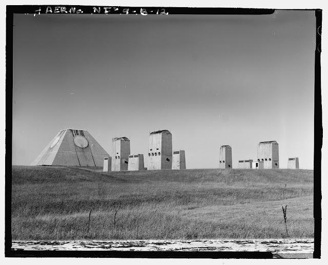 An American pyramid : abandoned US anti-ballistic missile