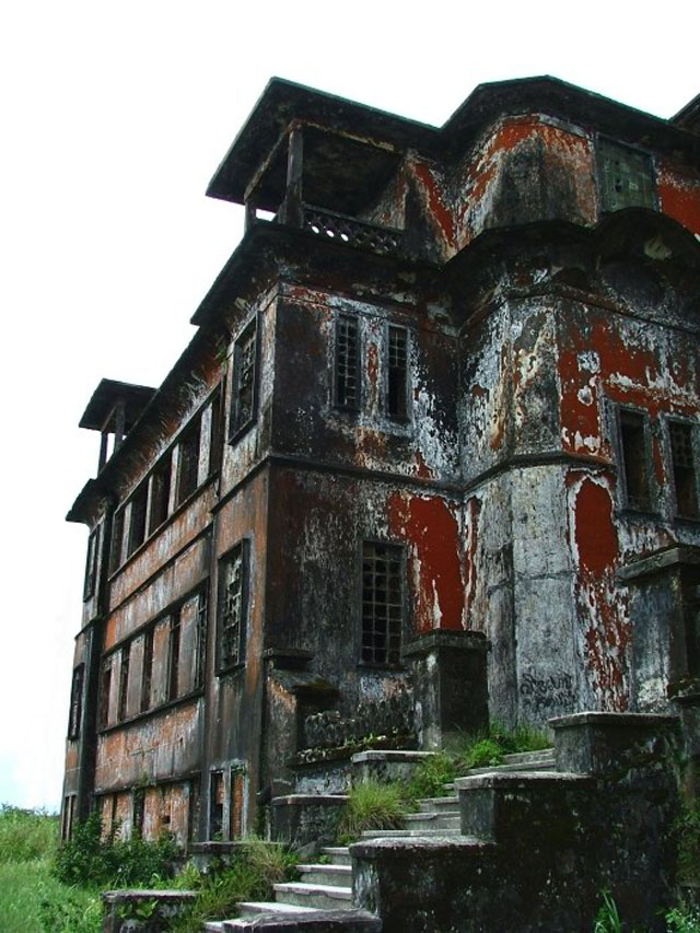 H I A T Hey I Abandoned That Bokor Mountain