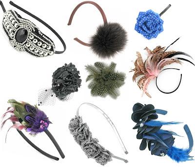 accessori capelli glamour camomilla