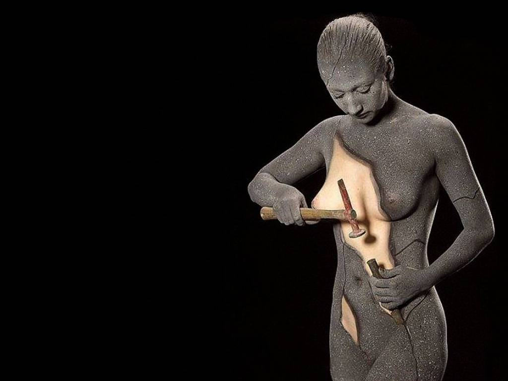 Women Body Painting Videos