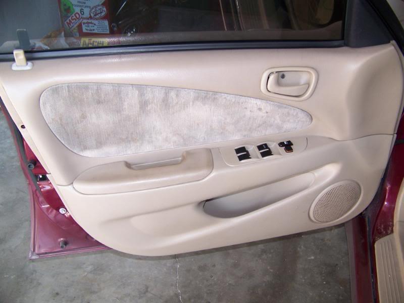 Diy Front Doors Speaker Replacement Corolla 98 02 Toyota Nation Forum