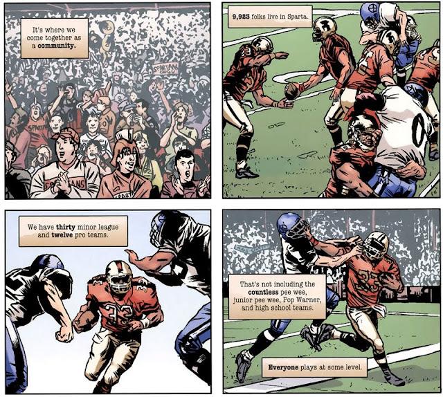 Sparta U.S.A. #1