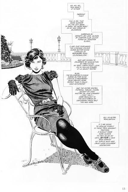 Glamourpuss Page 13