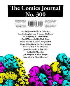 The Comics Journal 300