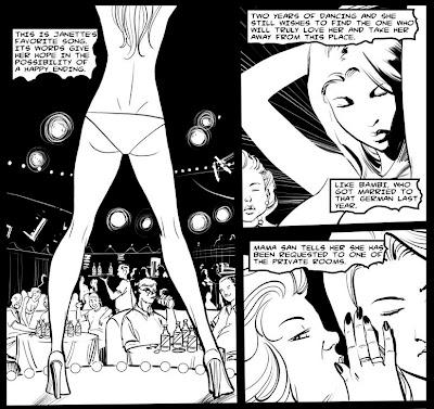 Trese: Mass Murders strip club
