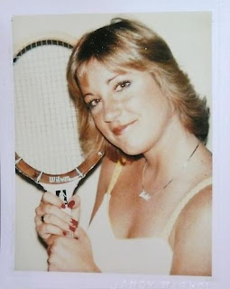 Chris Evert, 1977