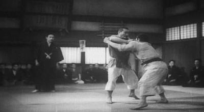 Sanshiro Sugata, directed by Akira Kurosawa.