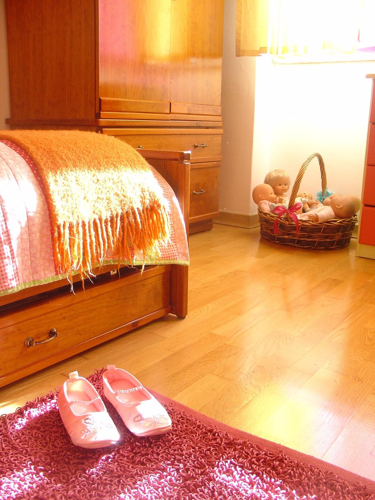 Remodelaholic | Fun & Simple Girls Bedroom Design