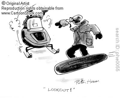 A Guide to Internet Snowboard Cartoons | illicit snowboarding