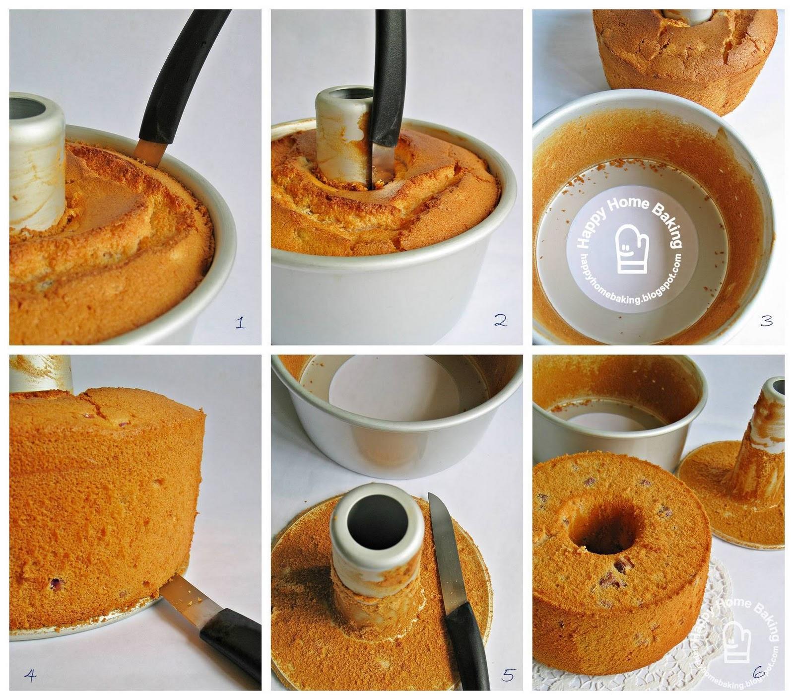 Chiffon Cakes Tin
