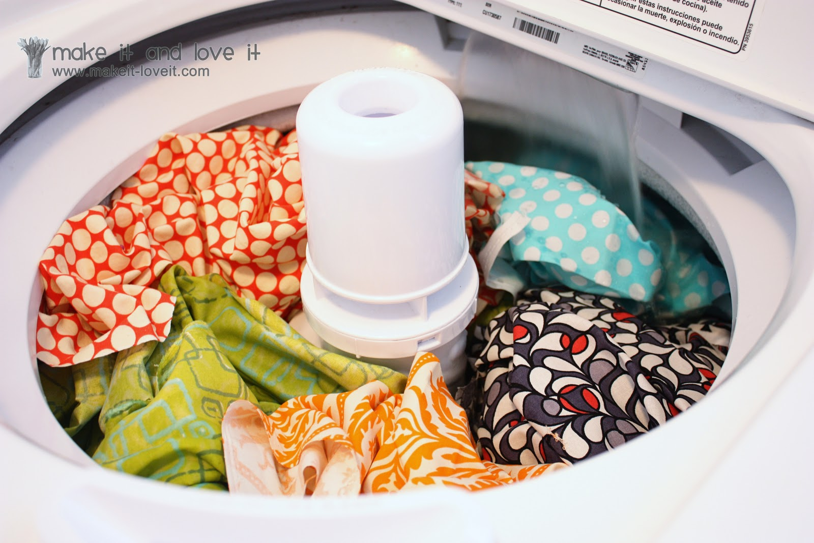 Sewing Tips: Pre-Washing – Make It and Love It
