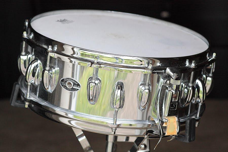 Spitfire Drums Slingerland