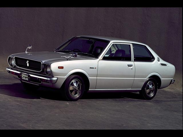 Toyota Corolla And Murat131 Images