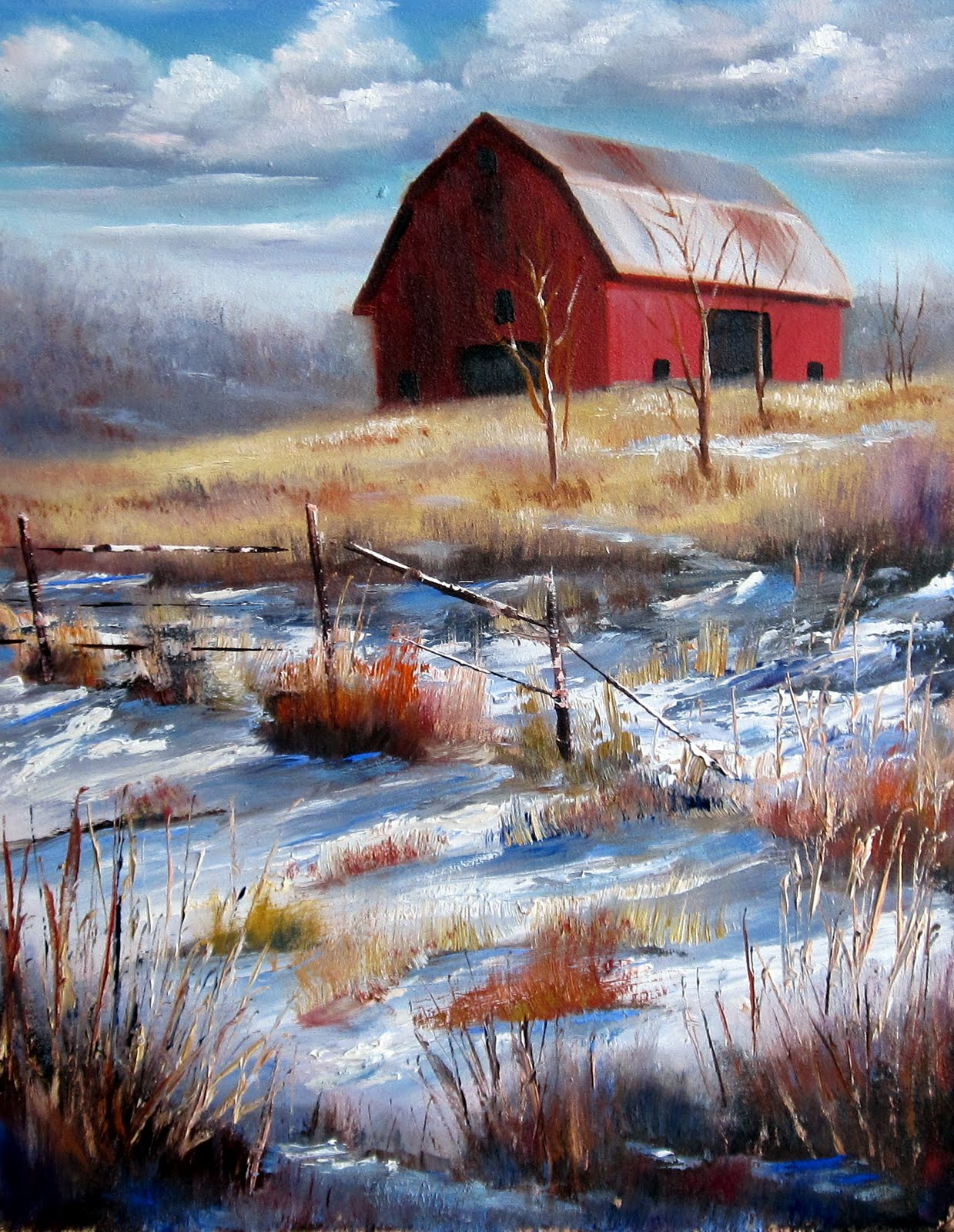 Watch additionally Baron Zemo together with Barn Owl also Tranquil River Scene moreover Michigan Barn In Snow. on red barn
