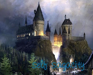 Hogwarts Harry Potter Bedroom Wall Mural Ideas