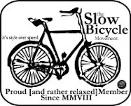 Slow down - enjoy the experience!     Be a part of your world, don't just rush through it.