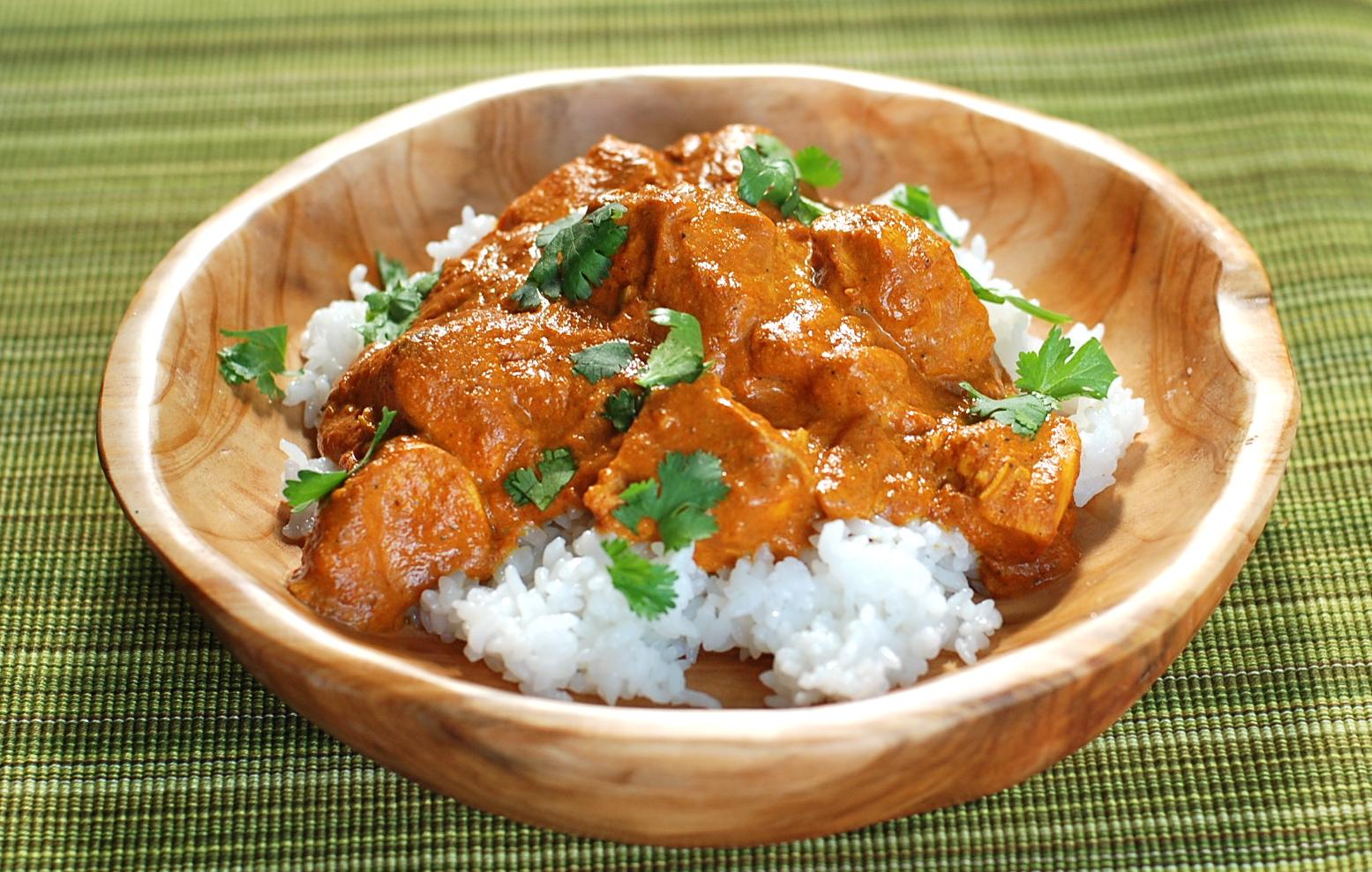 The Enchanted Cook: Chicken Tikka Masala