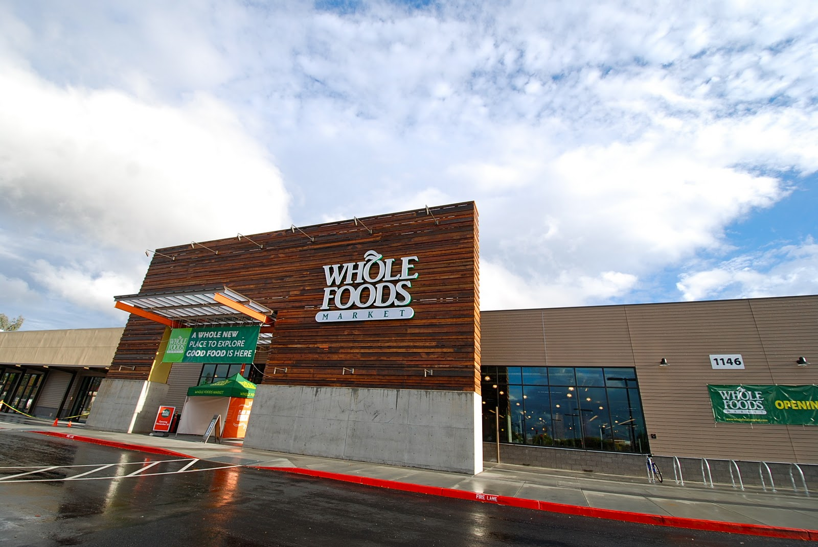 Whole Foods Blossom Hill Road