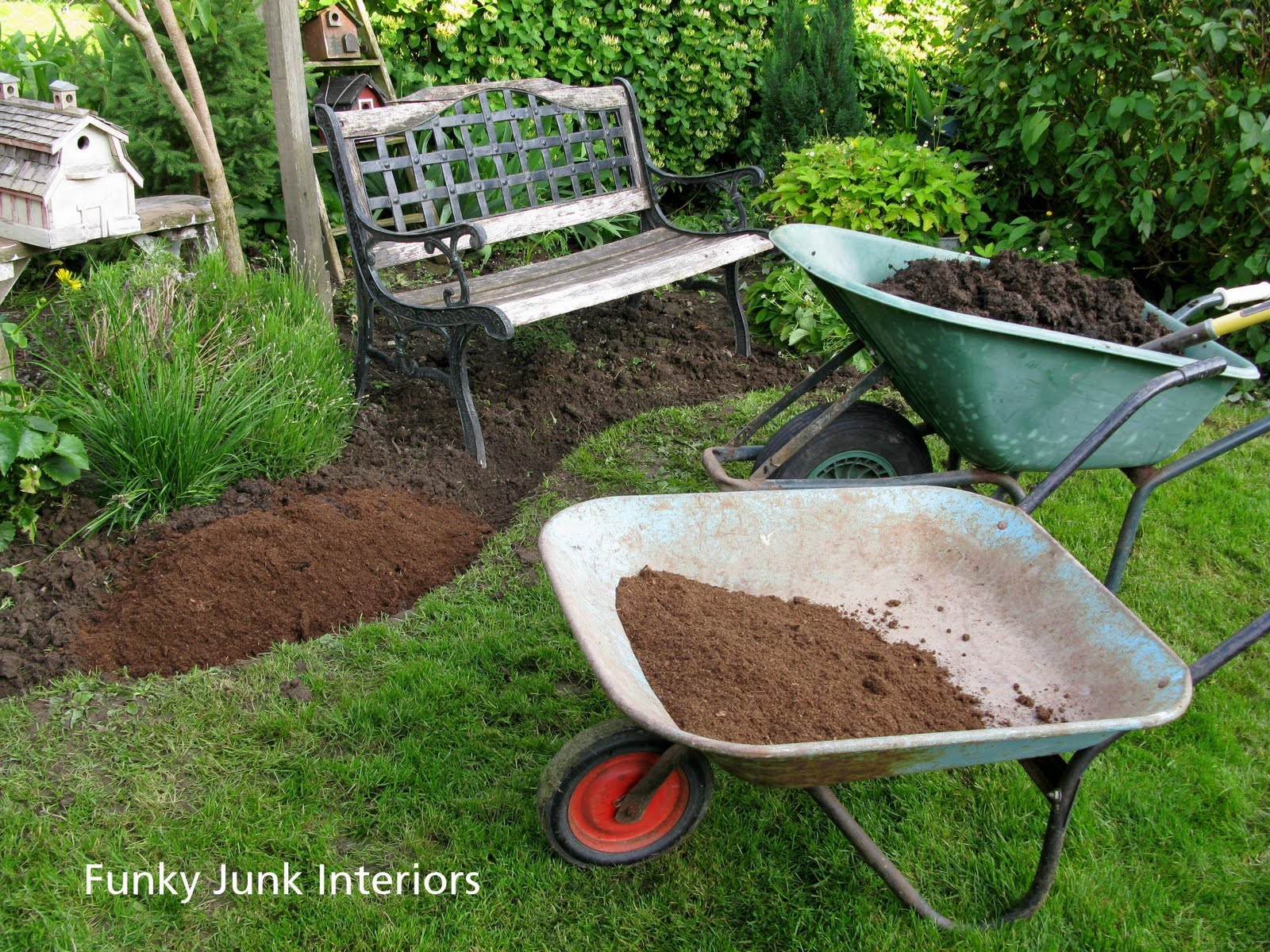 How To Prepare A Flower Garden Bed