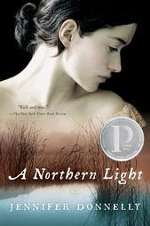 A Northern Light Book Cover by Jennifer Donnelly