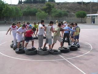Los Juegos Cooperativos