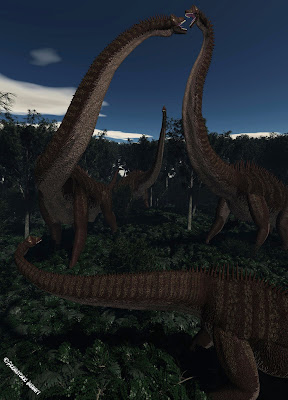 ART Evolved: Life's Time Capsule: The Sauropod Gallery