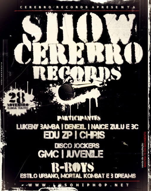 Show da Cerebro Records