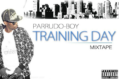 "Rap Angolano -  Mixtape ""Training Day"" - Parrudo-Boy"