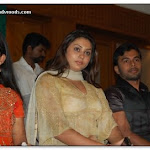 Sexy Namitha  Show In Vaigai Audio Function
