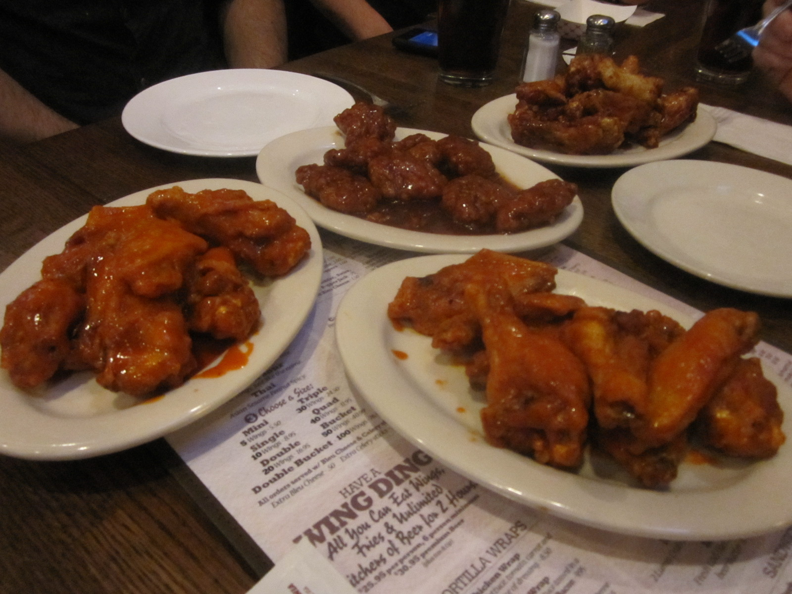 Wing-Off 15 – An All-In Celebration at Mudville9 | The Wing-Off