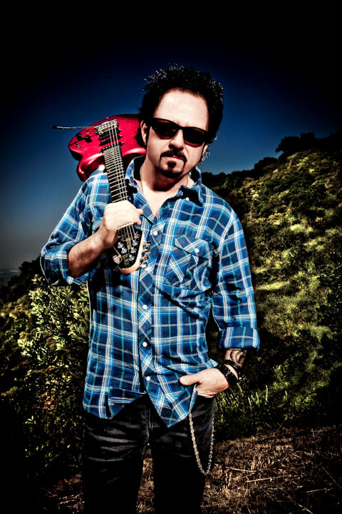 New Album And European Tour From Steve Lukather