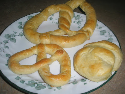 Pretzels recipe perfect for kids to make