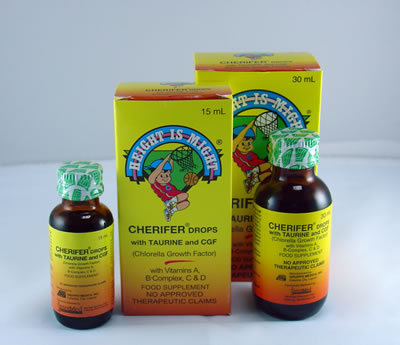 Cherifer Syrup