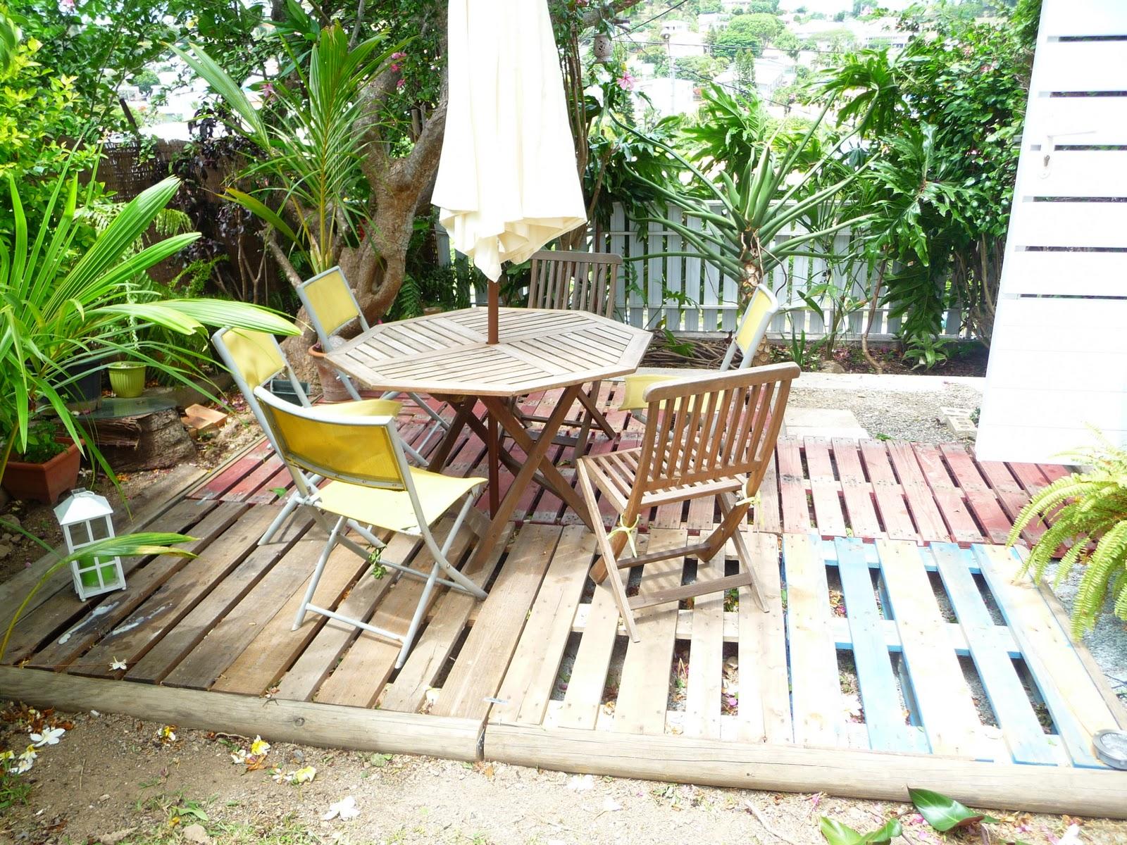 Plan Tutoriel Construire Son Salon De Jardin En Bois De Palettes ...