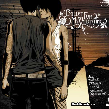 Bullet For My Valentine Wallpaper Hd