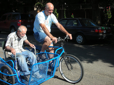 wheelchair-accessable bicycle sidecar - Endless Sphere