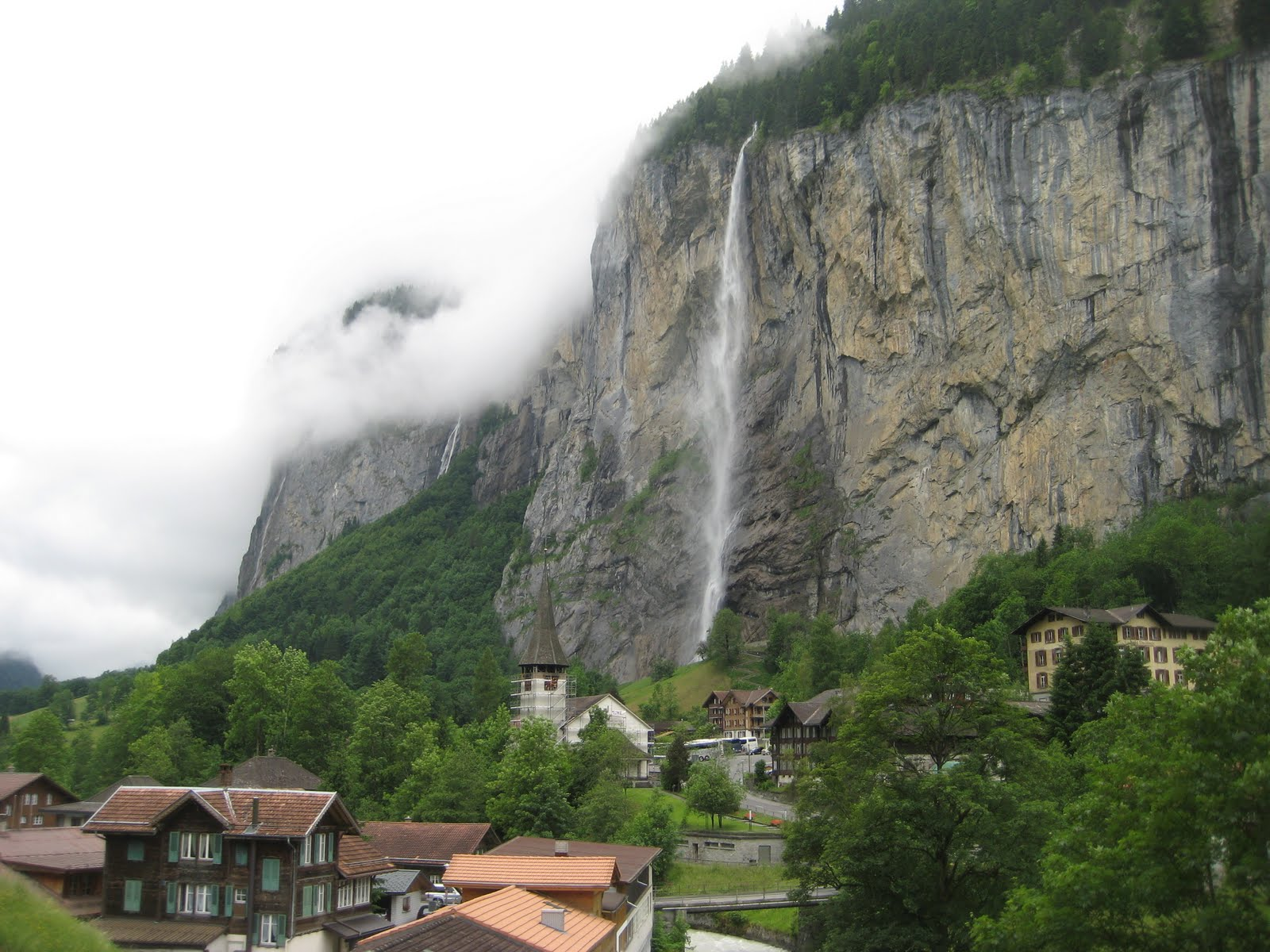 Snoqualmie Falls Wallpaper Incredible Staubbach Falls Switzerland World For Travel
