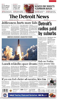 The Detroit News Electronic Edition