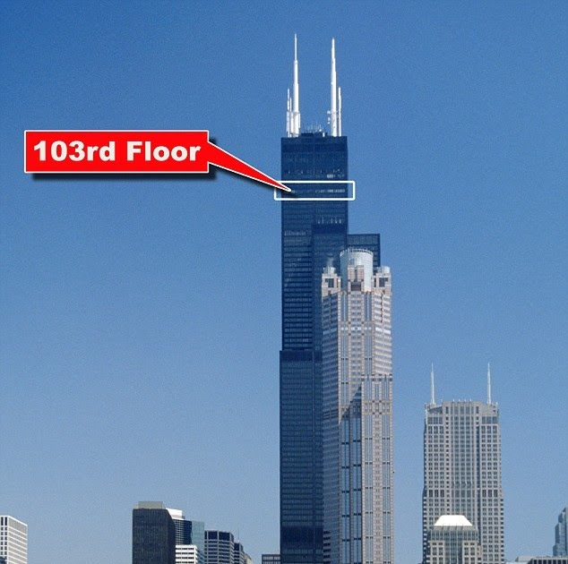 Jt Irregulars Sears Tower Highest Glass Floor In The World